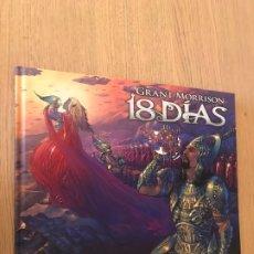 Cómics: 18 DÍAS - GRANT MORRISON - NORMA EDITORIAL . Lote 178642402