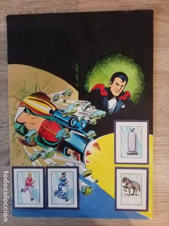 DIBUJO PORTADA ORIGINAL DE RAFAEL LOPEZ ESPI MANDRAKE VERTICE (Tebeos y Comics - Art Comic)