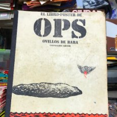 Cómics: EL LIBRO-POSTER DE OPS - OVILLOS DE BABA - 1973. Lote 181622683
