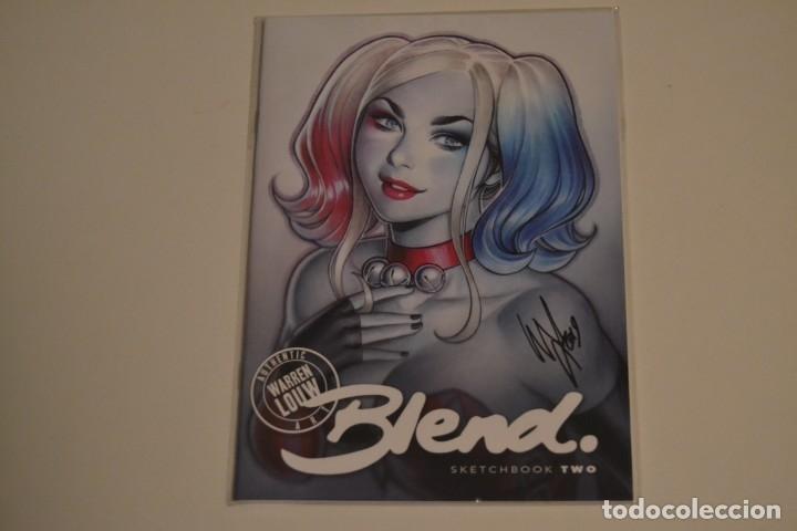 BLEND TWO - ARTBOOK DE WARREN LOUW (Tebeos y Comics - Art Comic)