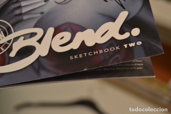 Cómics: BLEND TWO - ARTBOOK DE WARREN LOUW - Foto 2 - 182426948