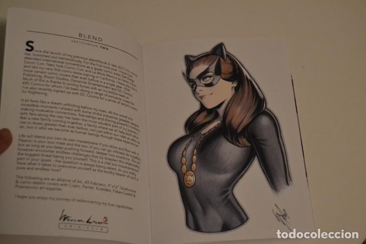 Cómics: BLEND TWO - ARTBOOK DE WARREN LOUW - Foto 3 - 182426948