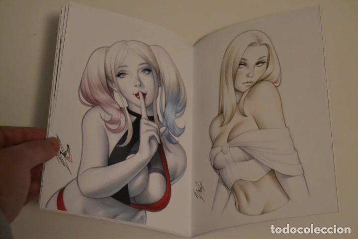 Cómics: BLEND TWO - ARTBOOK DE WARREN LOUW - Foto 11 - 182426948