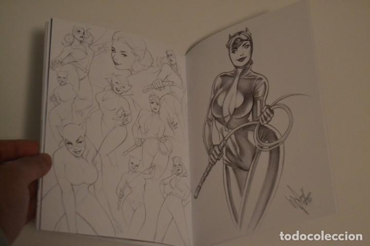 Cómics: BLEND TWO - ARTBOOK DE WARREN LOUW - Foto 15 - 182426948