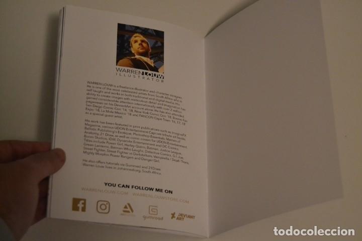 Cómics: BLEND TWO - ARTBOOK DE WARREN LOUW - Foto 16 - 182426948