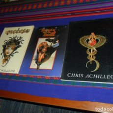 Cómics: CHRIS ACHILLEOS SIRENS 5ª EDICIÓN 1990, MEDUSA 1ª EDICIÓN 1988, BEAUTY AND THE BEAST 5ª EDICIÓN 1988. Lote 183357470