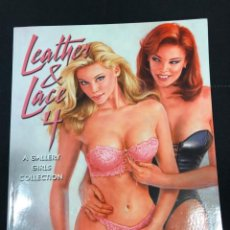 Cómics: LEATHER AND LACE IV. Lote 183371190