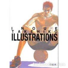 Fumetti: INOUE TAKEHIKO ILLUSTRATIONS - IVREA - IMPECABLE - OFI15T. Lote 183525392