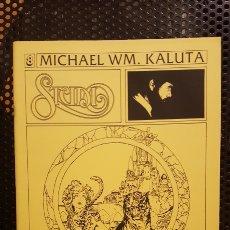 Cómics: FANZINE - STUDIO #8 - MIKE KALUTA - MICHAEL WM. KALUTA - DE 1992 - EDICION LIMITADA 250. Lote 183955911