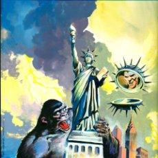 Cómics: ORIGINAL DE PORTADA DE LÓPEZ ESPÍ: MYTEK-7. Lote 184132011