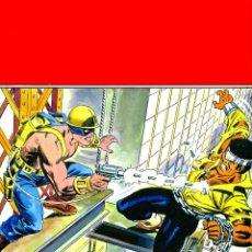 Cómics: ORIGINAL DE PORTADA DE POWER MAN VOL1-4 (VERTICE). Lote 184146680