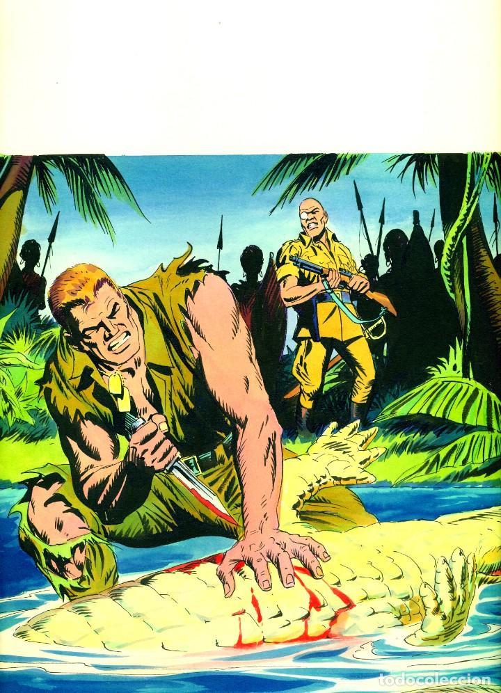 ORIGINAL DE PORTADA DE SARGENTO FURIA VOL.2 NUMERO 28 (VÉRTICE) (Tebeos y Comics - Art Comic)