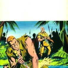 Cómics: ORIGINAL DE PORTADA DE SARGENTO FURIA VOL.2 NUMERO 28 (VÉRTICE). Lote 184146883