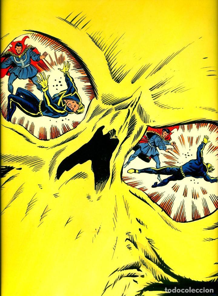ORIGINAL DE PORTADA DE SUPER HÉROES VOL.2 NÚMERO 105 (VÉRTICE) (Tebeos y Comics - Art Comic)