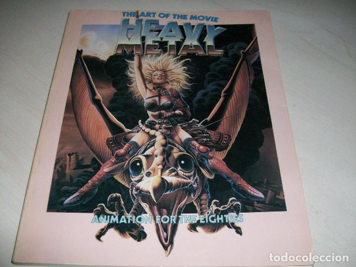 Heavy Metal The Art Of The Movie Pelicula Ani Sold Through Direct Sale 184852692