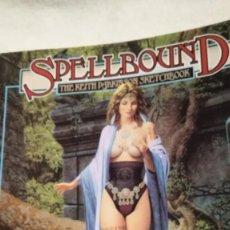 Cómics: SPELLBOUND, KEITH PARKINSON SKETCHBOOK. Lote 188501698
