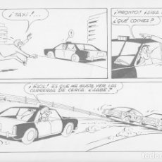 Cómics: ORIGINALES DE COLL. Lote 190436668