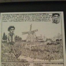 Cómics: ORIGINALES (2) COMICS UNDERGROUND. Lote 191118387