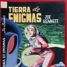 Fumetti: DIBUJO ORIGINAL COLOR JOSE LUIS COLECCION LUCHADORES DEL ESPACIO Nº 53 ORIGINAL , M6. Lote 191373380