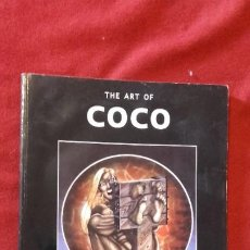 Cómics: THE ART OF COCO - ED. EDITIONS BELROSE - LIBRO DE ILUSTRACIONES - RUSTICA. Lote 194358247