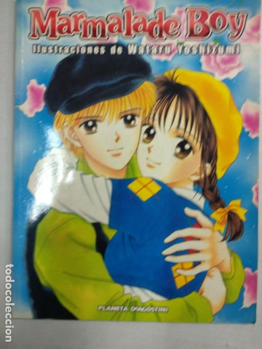 MARMALADE BOY - ILUSTRACIONES - ART BOOK - NORMA (Tebeos y Comics - Art Comic)