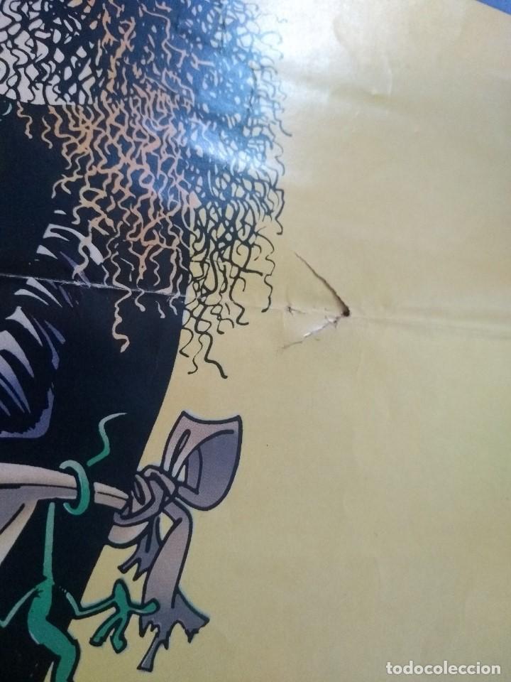 Cómics: Poster Mortadelo disfrazado de Bruja - Foto 2 - 194709280