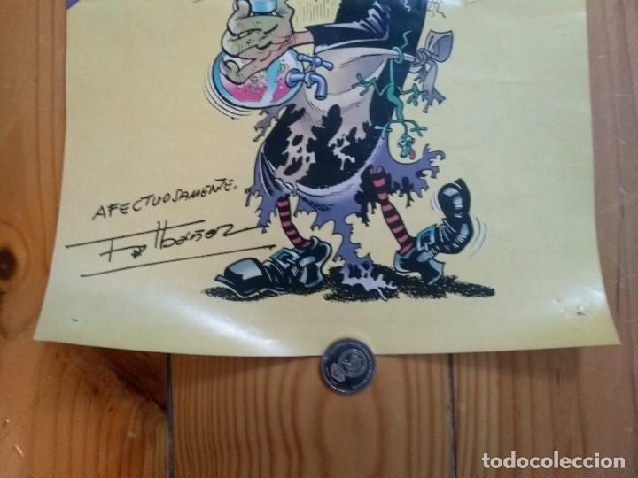 Cómics: Poster Mortadelo disfrazado de Bruja - Foto 4 - 194709280