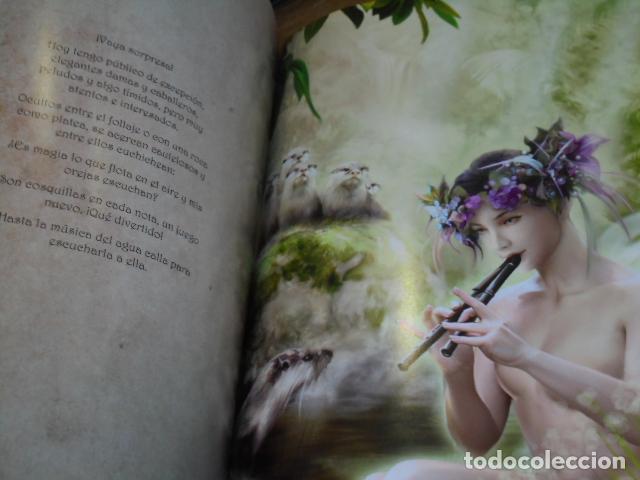 Cómics: SARIMA ILUNABAR. MAGIC FABLES MARISA LOPEZ MORENO - DIBBUKS - OFERTA - Foto 4 - 194724598