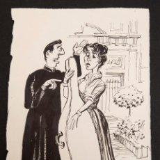 Cómics: MINGOTE - ORIGINAL A TINTA. Lote 194945843