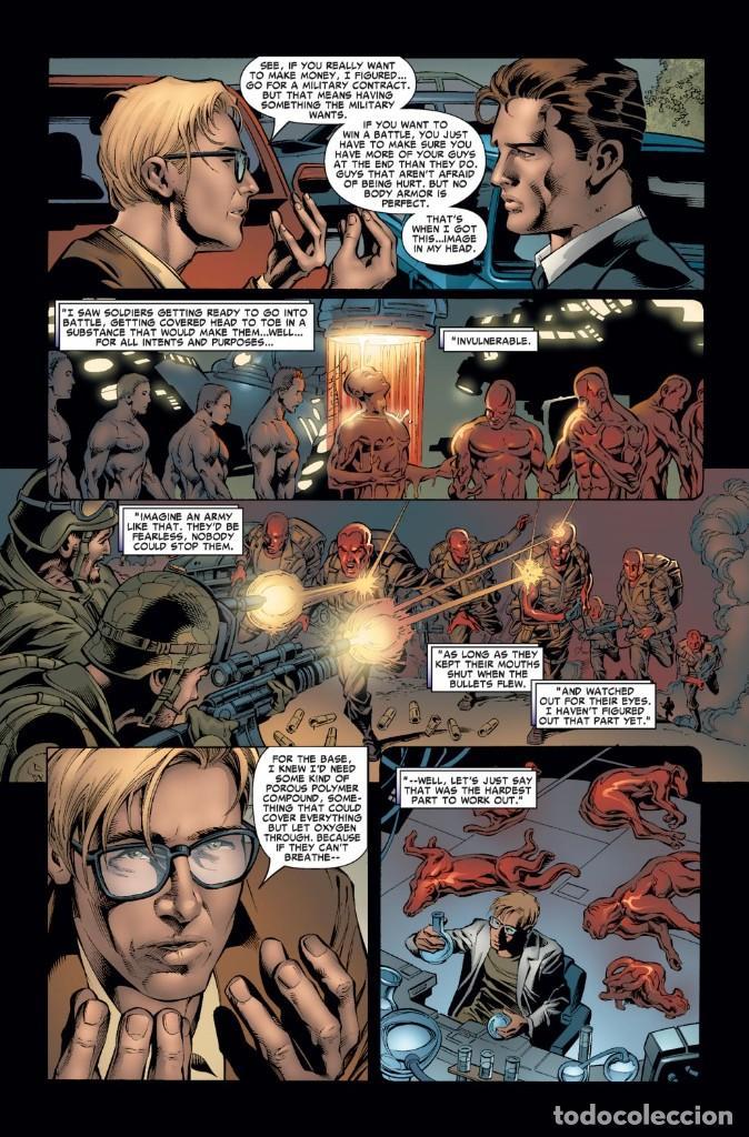 AMAZING SPIDERMAN#515. PAGINA 09. MIKE DEODATO JR (EL ORIGINAL VA ACOMPAÑADO DEL COMIC AMERICANO) (Tebeos y Comics - Art Comic)