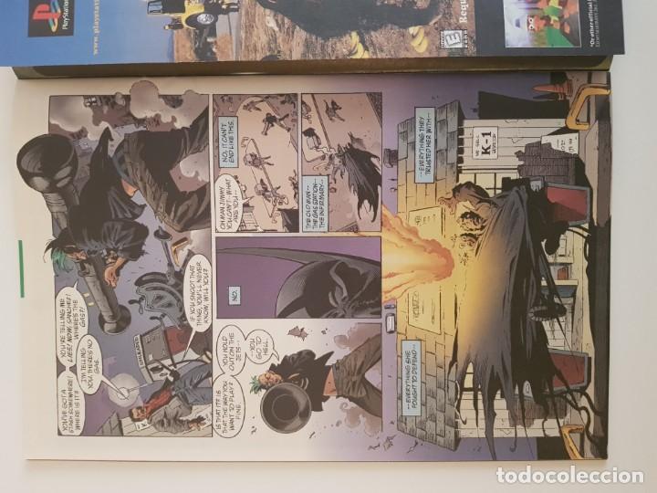 Cómics: BATMAN:TIERRA DE NADIE.#569. SERGIO CARIELLO. (El original va acompañado del comic americano) - Foto 3 - 195252745