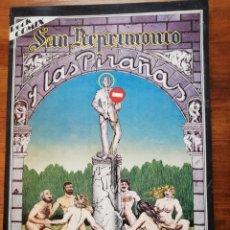 Cómics: SAN REPRIMONIO Y LAS PIRAÑAS, NAZARIO 1978. Lote 195364680