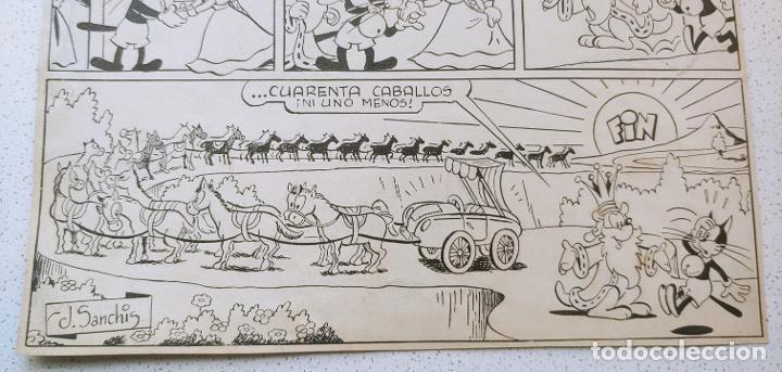 Cómics: Original historieta Pumby En la Corte del Rey Canguro Valenciana primera aventura publicada de Pumby - Foto 24 - 196589502