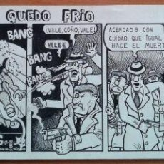 Cómics: EN SOPORTE CARTONÉ EN BUEN ESTADO GENERAL CON HUELLAS DE USO . Lote 197076018