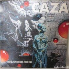 Comics : CAZA - LES HUMANOIDES ASSOCIES - GRÁFICAS ROMÁN 1979 - PRIMERA EDICIÓN. Lote 197283615