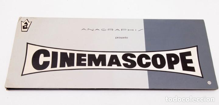 Cómics: Cinemascope: 7 Serigrafías - Loustal, Denis Sire, Max, Ben Radis, Mezzo, Benito & Vuellemin - 1985 - Foto 2 - 197717211