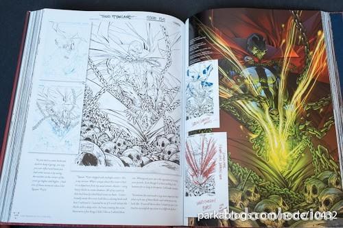Cómics: THE ART OF TODD McFARLANE. THE DEVIL´S IN THE DETAILS. 400 PÁGINAS. NUEVO. - Foto 9 - 197738525