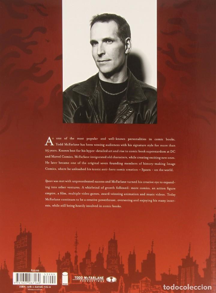 Cómics: THE ART OF TODD McFARLANE. THE DEVIL´S IN THE DETAILS. 400 PÁGINAS. NUEVO. - Foto 12 - 197738525