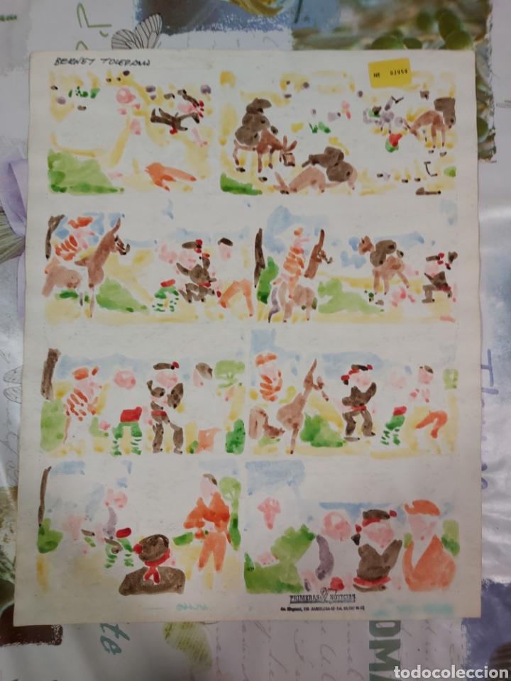 Cómics: Página original de Los Guerrilleros de Bernet Toledano - Foto 4 - 198255253