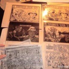 Cómics: (FOTOMECANICA ) UN NUMERO DE LA COLECCION ROBERTO ALCAZAR Y PEDRIN INTEGRO. Lote 198860335