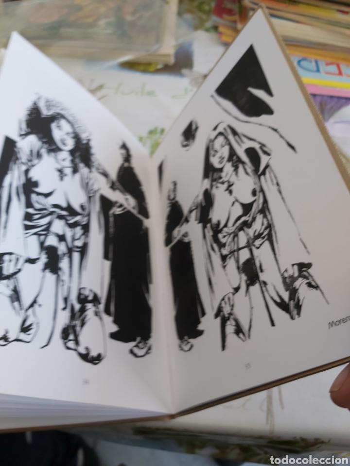 Cómics: Tanino Liberatore B. & W. Libro serigráfico firmado y numerado. - Foto 3 - 198896452