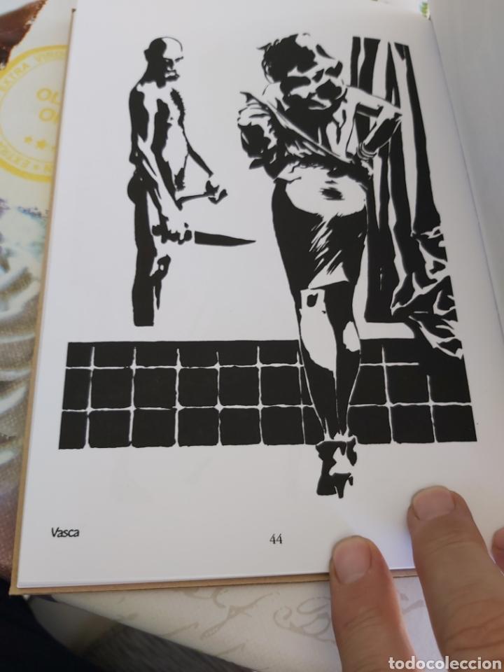 Cómics: Tanino Liberatore B. & W. Libro serigráfico firmado y numerado. - Foto 4 - 198896452