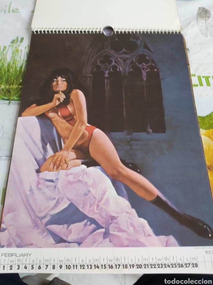 Cómics: Warren 1977 calendar, Vampirella Enrich - Foto 3 - 198899955