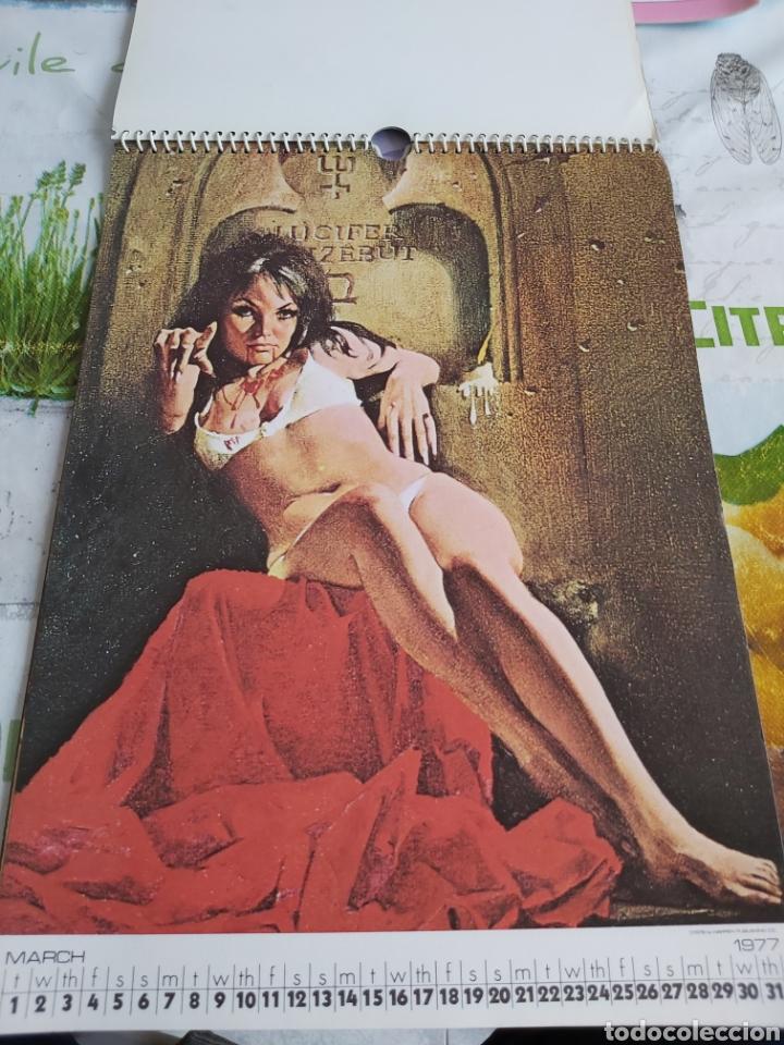 Cómics: Warren 1977 calendar, Vampirella Enrich - Foto 4 - 198899955