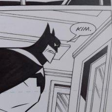 Cómics: ORIGINAL TIM LEVINS-TERRY BEATTY BATMAN GOTHAM ADVENTURES DC COMICS 2003. Lote 205585792