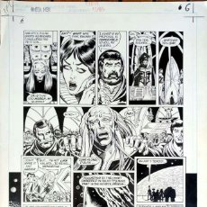 Fumetti: ORIGINAL OMEGA MEN - TOD SMITH (1983). Lote 207049273