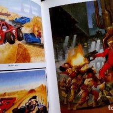 Cómics: BLOOD & IRON - LES EDWARDS - 1989. Lote 208665021