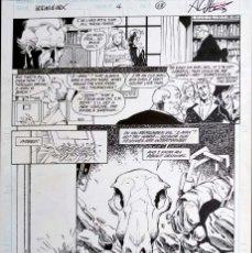 Cómics: ORIGINAL HOKUM AND HEX - ANTHONY WILLIAMS. Lote 211636340