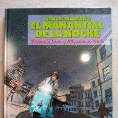 Cómics: EL MANANTIAL DE LA NOCHE CAIRO 17 - MIGUELANXO PRADO - NORMA EDITORIAL - CON DIBUJO ORIGINAL FIRMADO. Lote 211648426