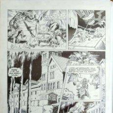 Cómics: ORIGINAL AIRBOY - STAN WOCH (1986). Lote 211848063